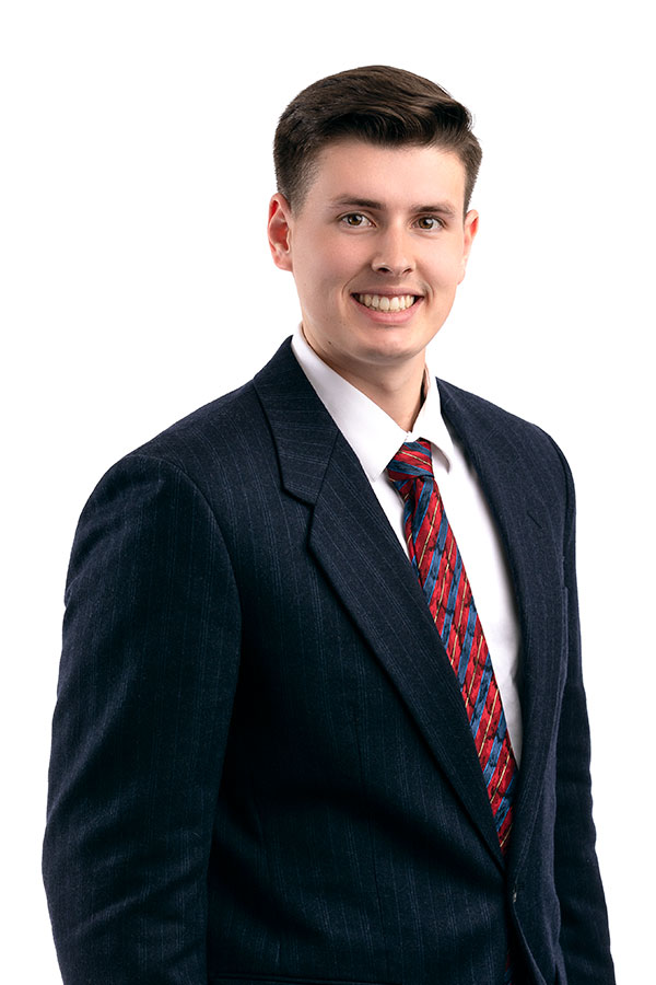 Jonathan Gorton - Law Clerk