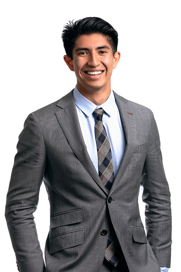 Nolan Del Toro - Law Clerk